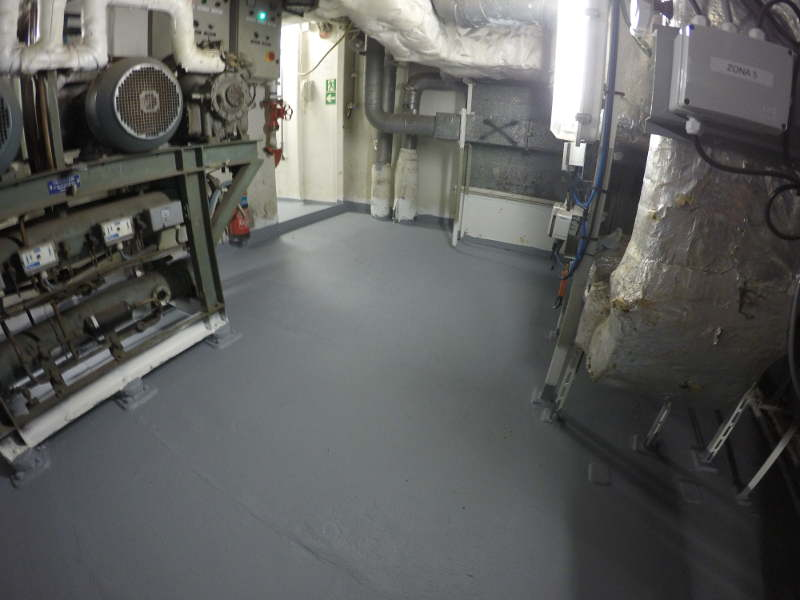 Ventilation Room
